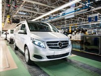 Mercedes-Benz Midsize Van to Debut at Work Truck Show