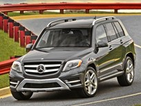 Mercedes Says New 2013-MY GLK to Get Improved Fuel Economy and Power