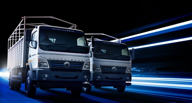 Photo: Daimler India Commercial Vehicles