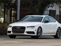 Audi A7 Sedans Recalled for Air Bags