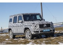 Mercedes-Benz to Show Next-Gen G Class in Detroit