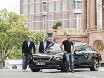 Video: Mercedes-Benz Launches Global Autonomous Test Drive