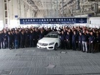 Mercedes-Benz Produces 500,000th Car in Beijing