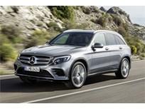 Mercedes-Benz Introduces 2016 GLC Luxury SUV