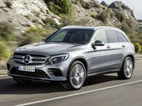 Mercedes-Benz Introduces 2016 GLC Luxury SUV