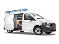 Mercedes-Benz Van Upfitter Program Now Underway