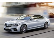 2018 Mercedes-Benz S-Class Adds Advanced Tech