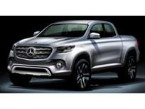 Mercedes-Benz to Enter Midsize Pickup Market