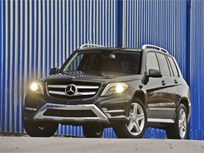 Mercedes GLK250 BlueTEC 4MATIC Diesel SUV to Get 33 MPG Highway
