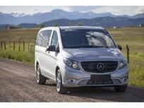 Mercedes Predicts Fleet Niches for Metris Van