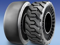 Michelin Developing Airless Tire/Wheel Called 'Tweel'