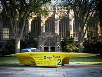 University of Michigan Solar Car Team to Exhibit Innovative 'Quantum' EV at 2013 Green Fleet Conference