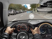 Mini Shows Augmented Driving Goggles