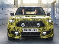 Mini Developing First Plug-In Hybrid