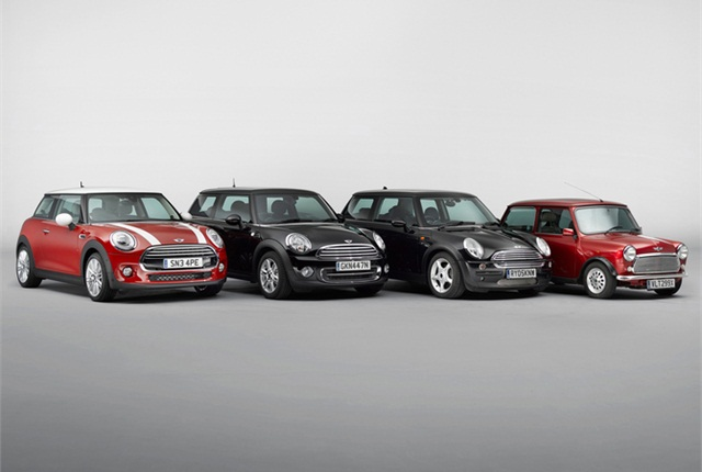 Photo courtesy of MINI USA.