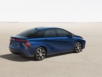 Toyota Recalls Mirai for Voltage Problem