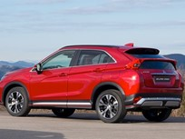 Mitsubishi Introduces Eclipse Cross During Total Eclipse