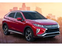 Mitsubishi to Debut Eclipse Cross in L.A.