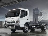 Mitsubishi Fuso's Class 4 Gasoline Cabovers Arrive