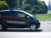 Italy's Military Police Add i-MiEV Models