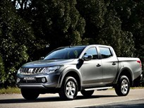 Mitsubishi to Debut European Spec'd Diesel Pickup