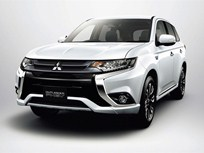 Mitsubishi's Revamped Outlander to Roll Out in Japan