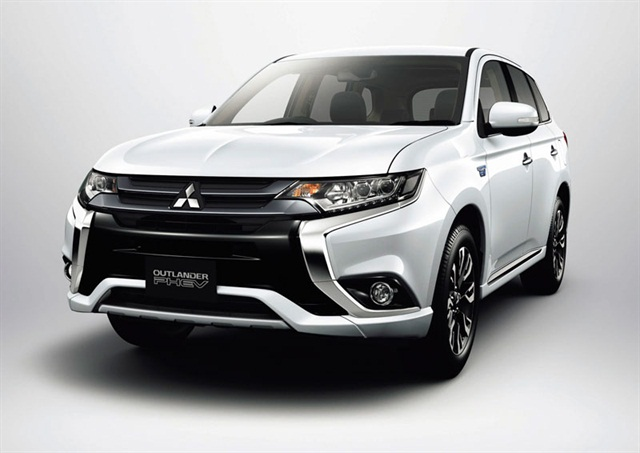 Photo: Mitsubishi Motors Corporation