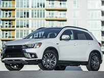 Mitsubishi's Outlander Sport Gets Mid-Cycle Update for 2018