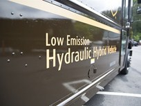 UPS Earns Recognition for Carbon Disclosure