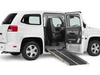 Mobility Ventures Updates Paratransit Van