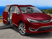 Paratransit Chrysler Pacificas Recalled for Steering