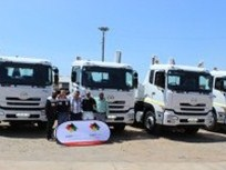 FleetAfrica Awarded 5-Year Contract for Waste Removal Trucks
