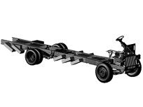 Motiv Electrifies Ford Stripped Chassis