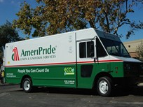Electric Delivery Trucks Replace Ameripride Fleet Vehicles
