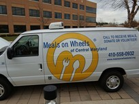 Maryland Fleet Delivering Meals During Holiday