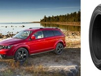 Dodge Journey Gets Factory Toyo Tires