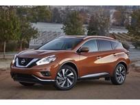 Nissan 2017 Murano Starts at $30,640