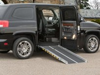 Mobility Ventures MV-1 Paratransit Vehicle Arrives at Dealers