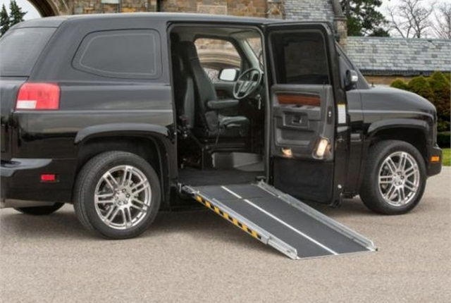Photo of MV-1 LX courtesy of Mobility Ventures.