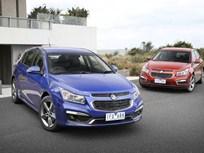 Holden Debuts Cruze Z-Series in Australia