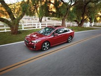 Subaru Recalls Impreza for Rearview Camera Display