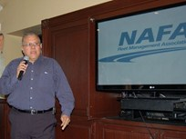 NAFA's L.A. Chapter Meeting Brings Members, OEMs Together