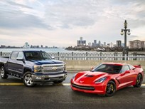 Silverado Wins Truck of the Year in Detroit