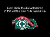 National Safety Council Releases Vintage Short Film on Distracted Driving