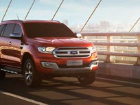 Ford Everest SUV Debuts in Thailand