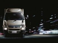 Fuso Launches Light-Duty Canter in Japan