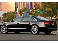 Audi A8 Recalled for Stalling