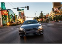 Audi Models to Display Traffic Light Phases in Las Vegas