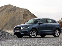 Audi Updates Q3 SUV for 2016