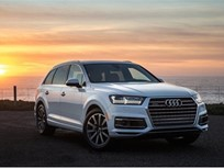 Volkswagen Recalls Audi Q7 for Air Bags